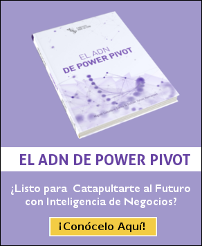 El ADN de Power Pivot Conócelo