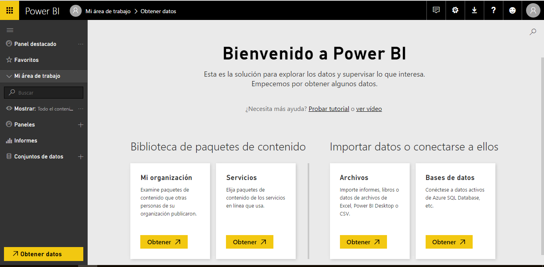 power bi services